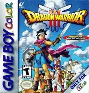 Dragon Warrior III - Game Boy Color
