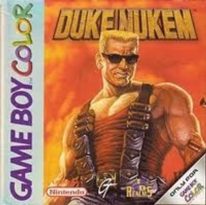 Duke Nukem - Game Boy Color