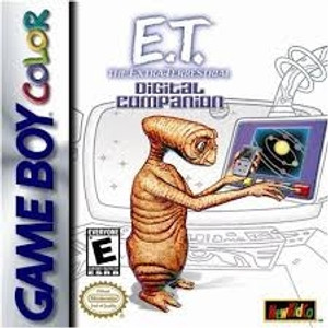 E.T. The Extra-Terrestrial - Game Boy Color