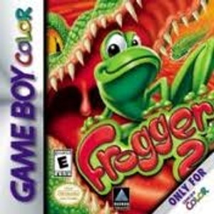 Frogger 2 - Game Boy Color