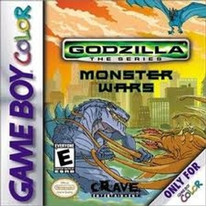 Godzilla The Series Monster Wars - Game Boy Color