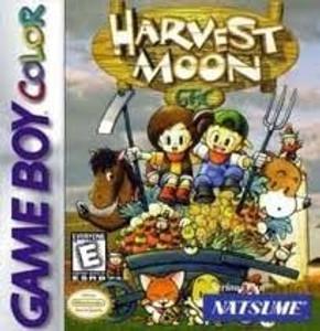 Harvest Moon - Game Boy Color