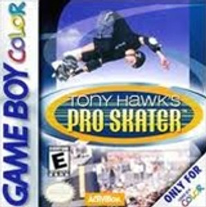 Tony Hawk Pro Skater - Game Boy Color