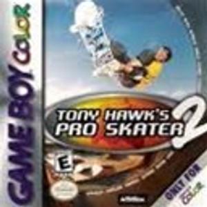 Tony Hawk Pro Skater 2 - Game Boy Color