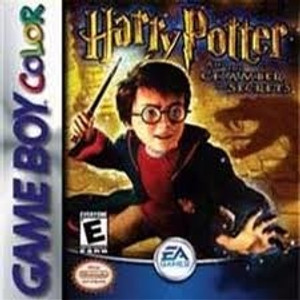 Harry Potter and the Chamber of Secrets - Game Boy Color