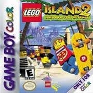 Lego Island 2 The Brickster's Revenge - Game Boy Color