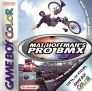 Matt Hoffman's Pro BMX - Game Boy Color