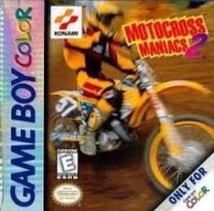 Motocross Maniacs 2 - Game Boy Color