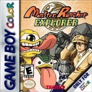 Monster Rancher Explorer- Game Boy Color