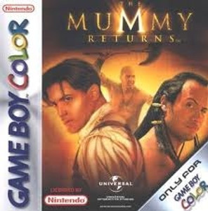 Mummy - Game Boy Color