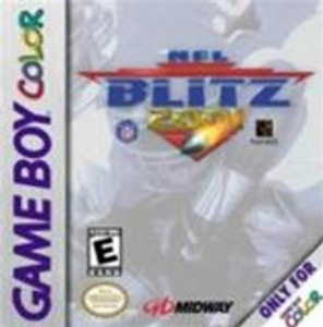 NFL Blitz Football 2001 - Game Boy Color