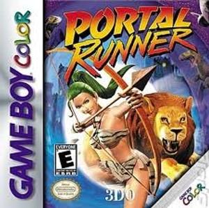 Portal Runner - Game Boy Color