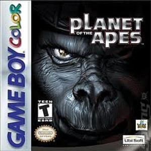 Planet Of The Apes - Game Boy Color
