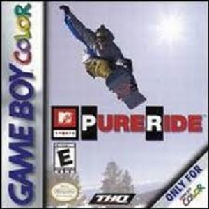 Pure Ride - Game Boy Color