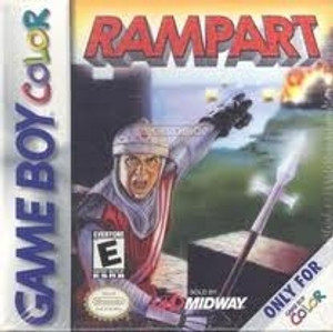 Rampart - Game Boy Color