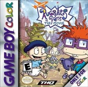Rugrats In Paris The Movie - Game Boy Color