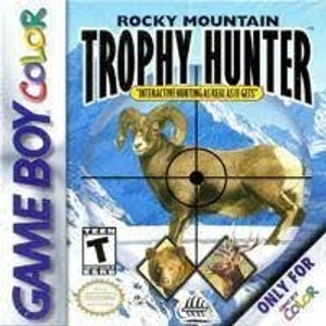 Rocky Mountain Trophy Hunter - Game Boy Color