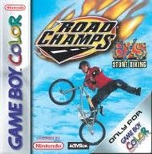 Road Champs BXS Stunt Biking - Game Boy Color