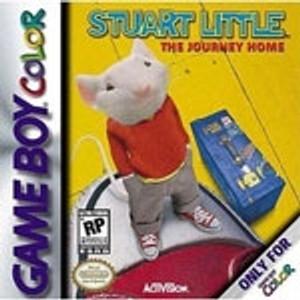Stuart Little The Journey Home - Game Boy Color