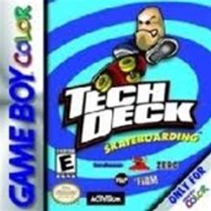 Tech Deck Skateboarding - Game Boy Color