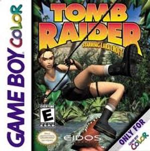 Tomb Raider: Starring Lara Croft - Game Boy Color