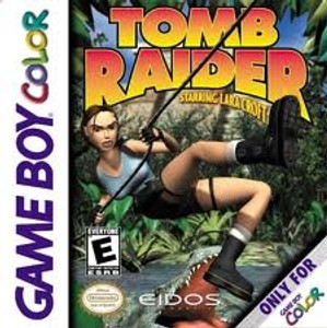 Tomb Raider: Starring Lara Croft - Game Boy Color