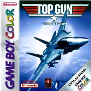 Top Gun Firestorm - Game Boy Color