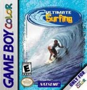 Ultimate Surfing - Game Boy Color