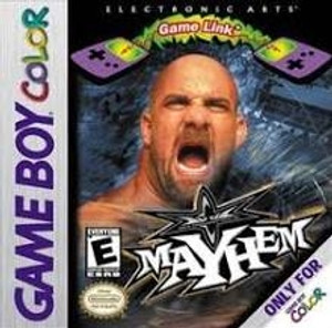 WCW Mayhem - Game Boy Color