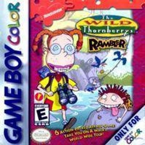 Wild Thornberrys Rambler - Game Boy Color