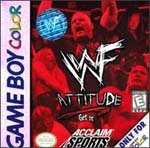WWF Attitude - Game Boy Color