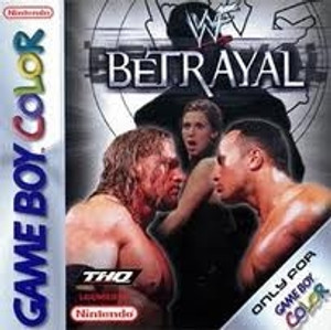 WWF Betrayal - Game Boy Color