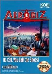 Aerobiz - Genesis Game