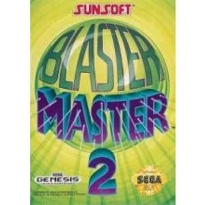 Blaster Master 2 - Genesis Game