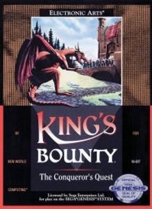 King's Bounty - Genesis Game