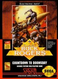 Buck Rogers - Genesis Game