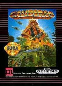 Caliber .50 - Genesis Game
