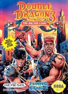Double Dragon 3 - Genesis Game