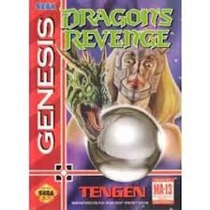 Dragon's Revenge - Genesis Game
