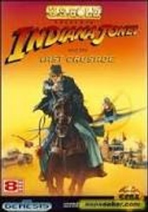 Indiana Jones And The Last Crusade - Genesis Game