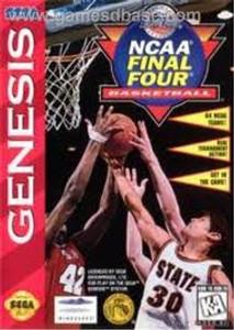 NCAA Final Four Basketball - Genesis Game