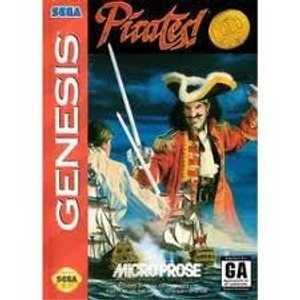 Pirates! Gold - Genesis Game