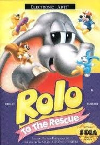 Rolo to the Rescue - Genesis Game