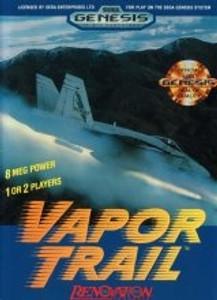 Vapor Trail - Genesis Game