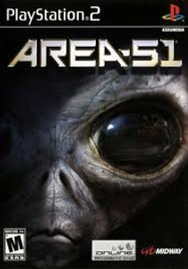 Area 51 - PS2 Game
