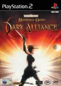 Baldur's Gate Dark Alliance - PS2 Game