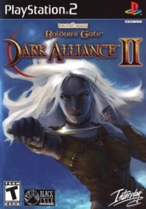 Baldur's Gate Dark Alliance II - PS2 Game