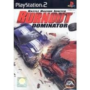 Burnout Dominator - PS2 Game