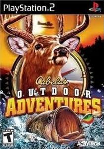 Cabela's Outdoor Adventures - PS2 Game