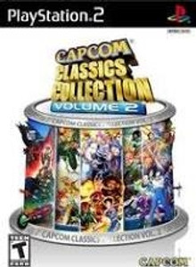 Capcom Classics Collection V.2 - PS2 Game